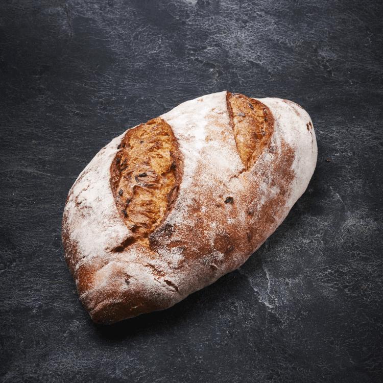 לחם בצל אובלי