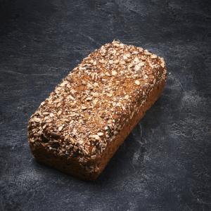 לחם דגנים דבש תבנית