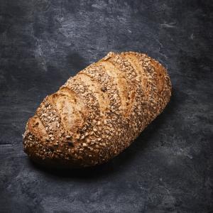 לחם דגנים אובלי גדול 2 ק