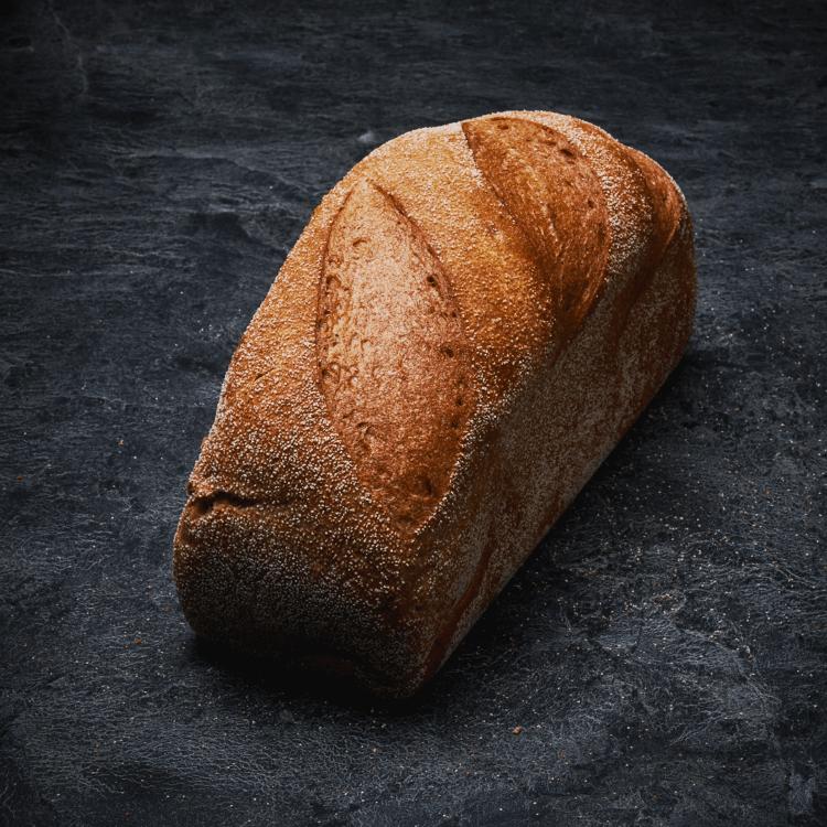 לחם כוסמין תבנית