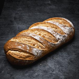 לחם שאור איטלקי לבן גדול 2 ק