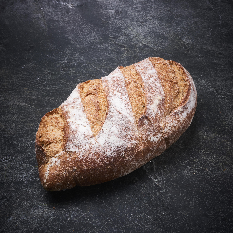 לחם שאור איטלקי אובלי